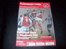 Fleetwood Town v Gloucester City, 2009/10